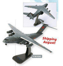 Y-20 Kungpeng Chinese Air Force 1/130 Scale