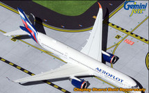 Aeroflot Airbus A350-900, VQ-BFY Gemini Jets Diecast Display Model