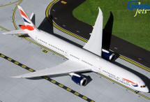 British Airways B787-10 B787-10 G-ZBLA Gemini 200 Diecast Display Model