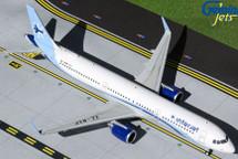 Interjet A321neo XA-MAP Gemini 200 Diecast Display Model