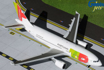 TAP Air Portugal A310-300 CS-TEX Current Livery Gemini 200 Diecast Display Model
