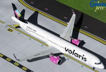 Volaris A321neo N537VL Gemini 200 Diecast Display Model