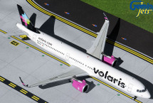 Volaris A321neo N537VL Gemini 200 Diecast Display Model