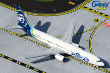 Alaska Airlines 737-900, N303AS Gemini Jets Diecast Display Model