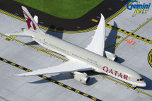 Qatar 787-9 Dreamliner, A7-BHA Gemini Jets Diecast Display Model