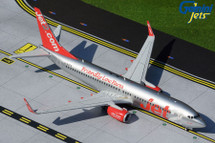 Jet2.com 737-800, G-GDFR Gemini 200 Diecast Display Model