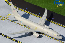P-8A Poseidon RAF No.120 Sqn, ZP801 Pride of Moray, RAF Gemini 200 Diecast Display Model