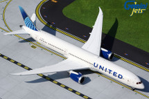 United Airlines 787-10 Dreamliner, N12010 Gemini 200 Diecast Display Model