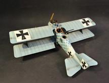 LFG Roland CIIa Walfisch, FFA 5b, Western Front, Autumn 1916, Lt. Seibert, Hptm. Pfleger., Knights of the Skies