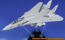 F-14A Tomcat USN VF-74 Be-Devilers, AA101, USS Saratoga, 1987 (Clean Finish)
