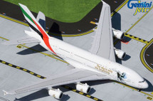 Emirates Airlines Airbus A380-800, A6-EEH Gemini Jets Diecast Display Model