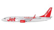 Jet2 737-800, G-GDFR Gemini Jets Diecast Display Model