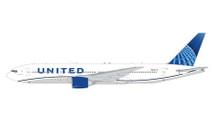 United Airlines 777-200, N210UA Gemini Jets Diecast Display Model