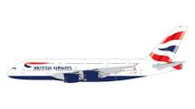 British Airways A380-800, G-XLEC Gemini 200 Diecast Display Model