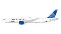 United Airlines 777-200, N210UA Gemini 200 Diecast Display Model