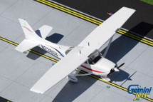 Cessna 172 Skyhawk N2386V Gemini 72 Diecast Display Model