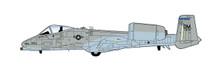 A-10C Thunderbolt II 354th FS Bulldogs, Incirlik AFB, April 2017
