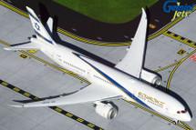 El Al Israel Boeing 787-9 Dreamliner, 4X-EDM Gemini Jets Diecast Display Model