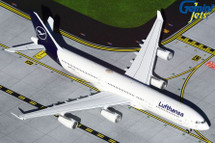 Lufthansa A340-300, D-AIFD Gemini Jets Diecast Display Model
