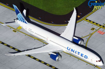United Airlines 787-10 Dreamliner, N12010 Gemini Jets Diecast Display Model