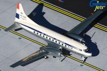 KLM Royal Dutch Airlines CV-340, PH-CGD Gemini Jets Diecast Display Model