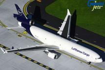 Lufthansa Cargo MD-11F D-ALCD new livery Gemini Jets Diecast Display Model