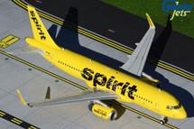 Spirit Airlines Airbus A320-200, N649NK Gemini Jets Diecast Display Model