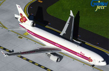 Thai McDonnell Douglas MD-11, HS-TME Gemini Jets Diecast Display Model