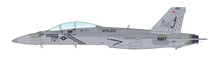 F/A-18F Super Hornet VFA-213, USS George H.W. Bush, Operation Inherent Resolve, 2017