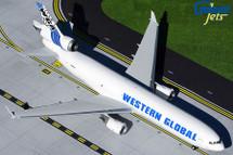 Western Global Airlines MD-11F N799JN Gemini 200 Diecast Display Model