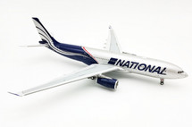 National Airlines Airbus A330-200 N819CA With Stand Inflight 200