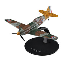 D.520 18-victory ace Pierre Le Gloan, GC III/6, Vichy French Air Force, Syria, 1941