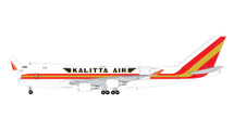 Kalitta Air B747-400ERF N782CK (Interactive Series) Gemini 200 Diecast Display Model