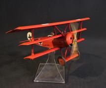 Red Baron Triplane Fokker DRI 425/17, Jasta April 11, 21st 1918. (1pc), WWI Knights of the Skies