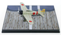 A6M2 Zero-Sen/Zeke IJNAS Akagi Hikotai, AI-155, Shigeru Itaya, IJN Carrier Akagi, Pearl Harbor, December 7th 1941