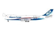 Nippon Cargo Airlines B747-8F Interactive Series, JA14KZ Gemini Jets Diecast Display Model