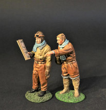 LFG Roland CIIa, Pilot and Observer (2 pcs), WWI Knights of the Skies