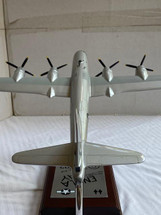 """B-29 Superfortress """"Enola Gay"""" Signature Series, Signed by Theodore """"Dutch"""" Van Kirk and Morris Jeppson"""