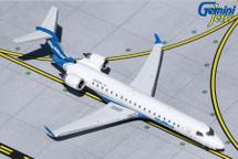 SkyWest Airlines CRJ700, N604SK Gemini Jets Diecast Display Model
