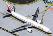 Trans World Airlines 757-200, N725TW Final Livery Gemini Jets Diecast Display Model