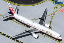 Trans World Airlines 757-400, N725TW Final Livery Gemini Jets Diecast Display Model
