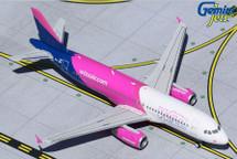Wizz Air A320, HA-LWC Gemini Jets Diecast Display Model