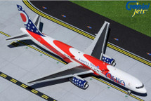 "America West Airlines 757-200, N905AW ""City of Columbus"" (Ohio) Gemini 200 Diecast Display Model"