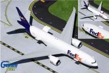 Federal Express 777-200LRF, N888FD, Interactive Series Gemini 200 Diecast Display Model