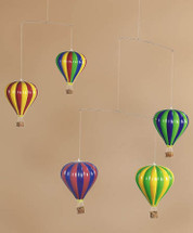 Hot Air Balloon Mobile Authentic Models