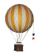 Hot Air Balloon - Yellow by Authentic Models