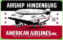 """American Airlines Hindenburg"" Ande Rooney"