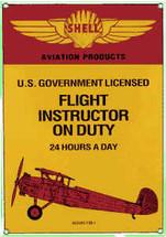 """""""Flight Instructor"""" Ande Rooney"""