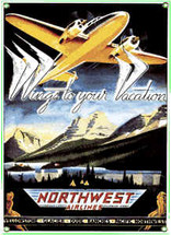 Northwest Airlines Ande Rooney