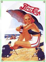 """Pepsi Beach Girl"" Ande Rooney"
